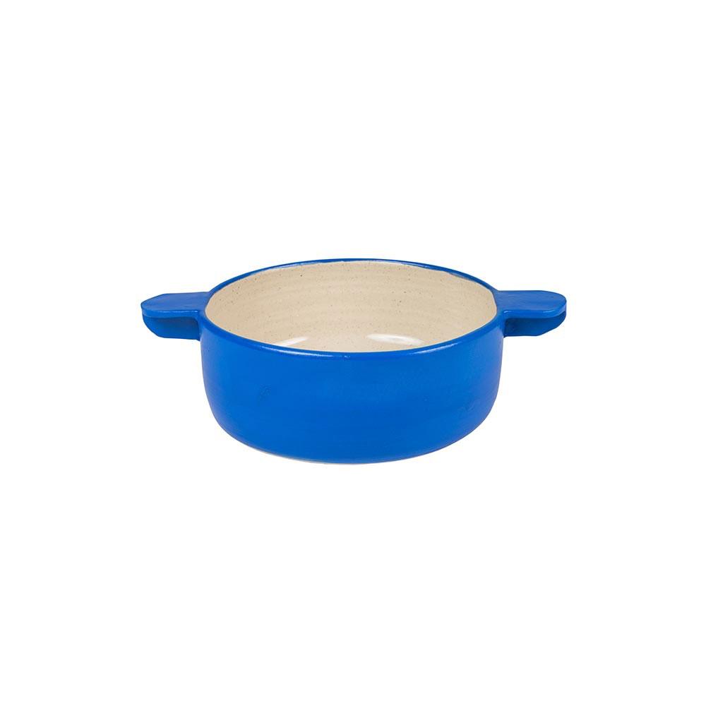 Medium Blue Casserole