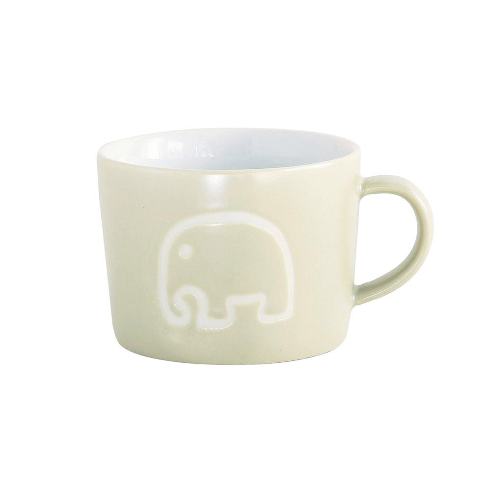 Elephant Ceramic Mug