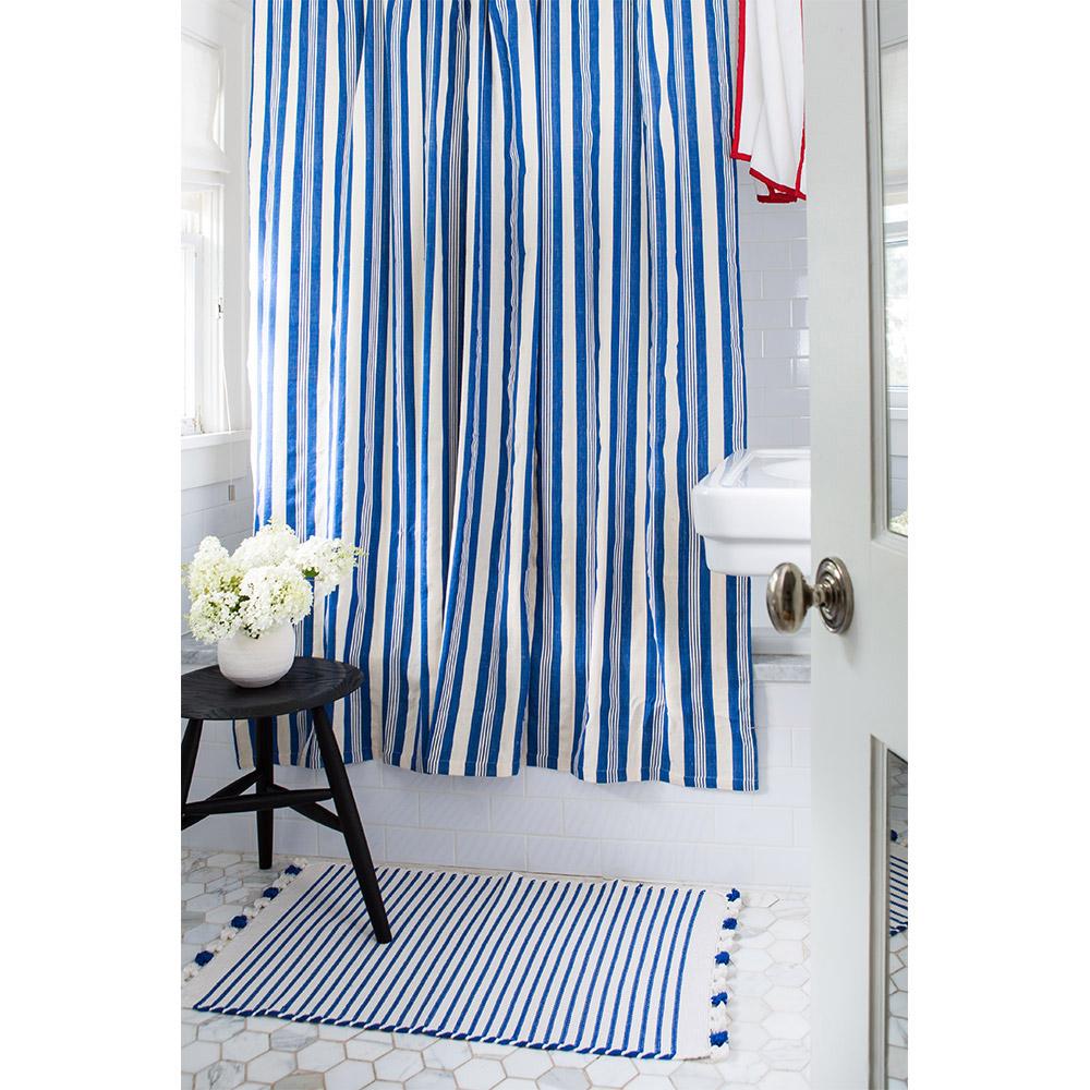 Maryn Stripe Shower Curtain