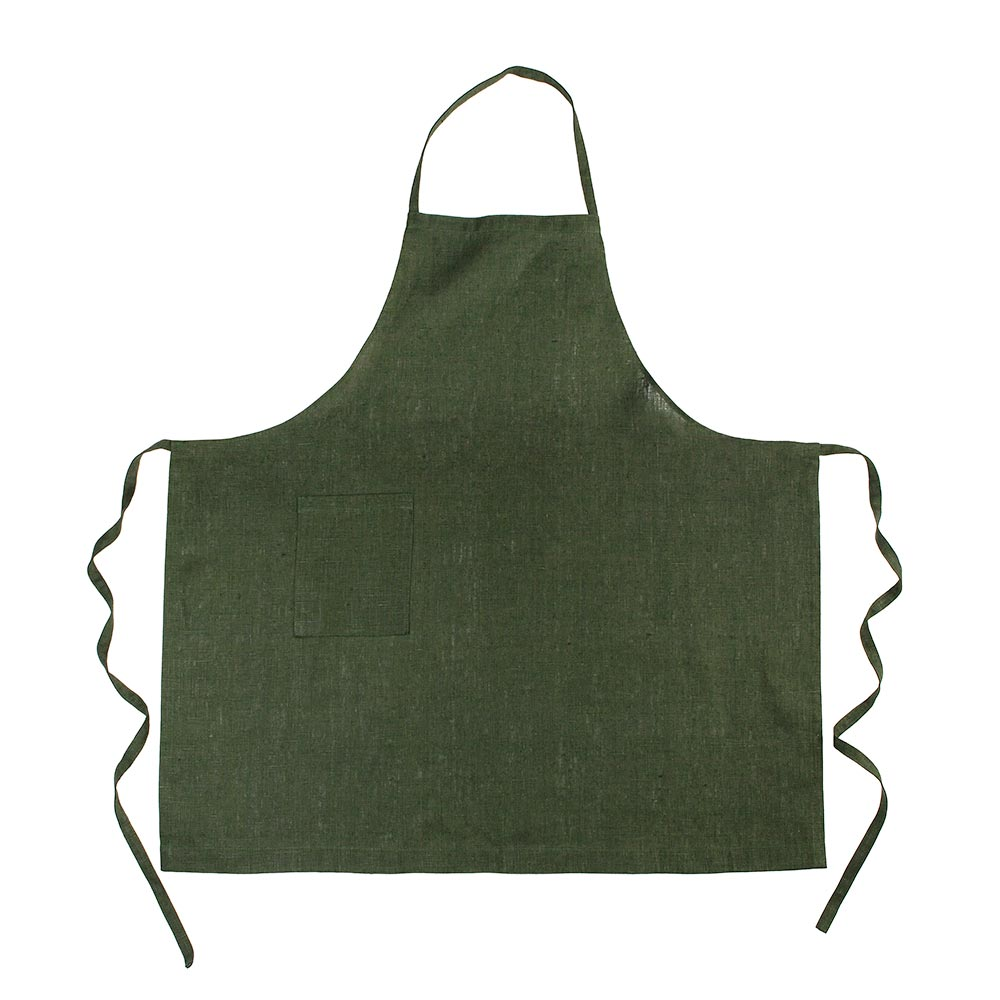 Laurel Daily Linen Apron