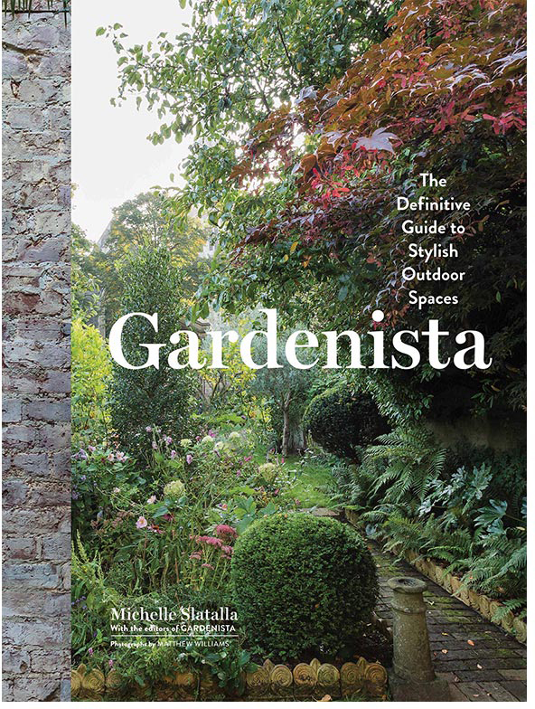 Michelle's favorite gardening book.