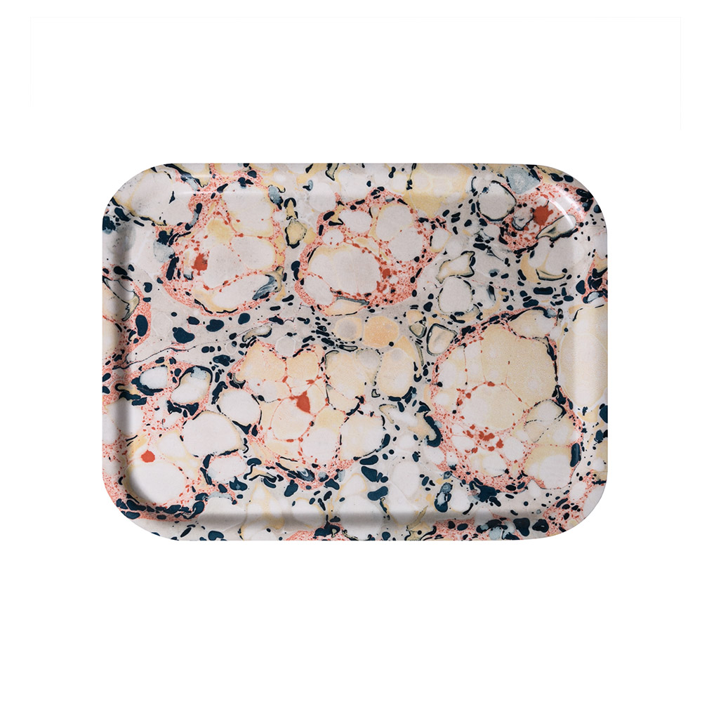 Floating Florals Breakfast Tray