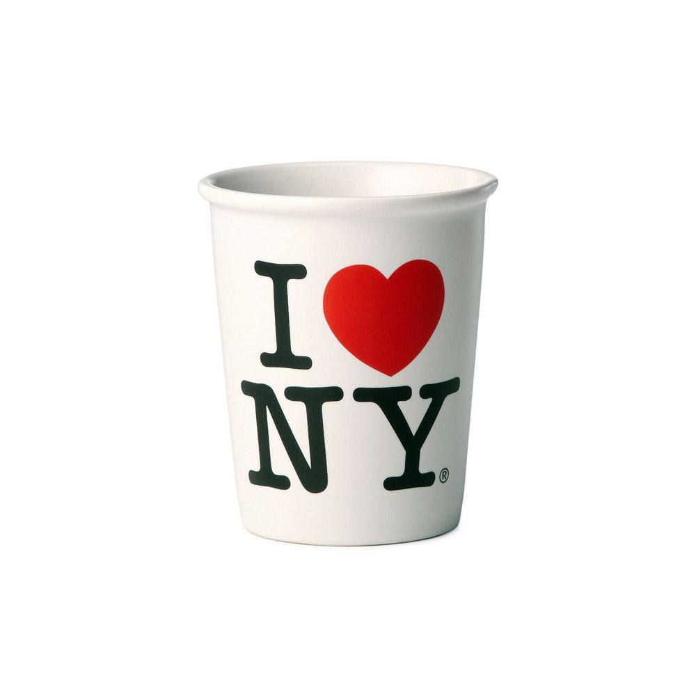 I Love NY Ceramic Cup