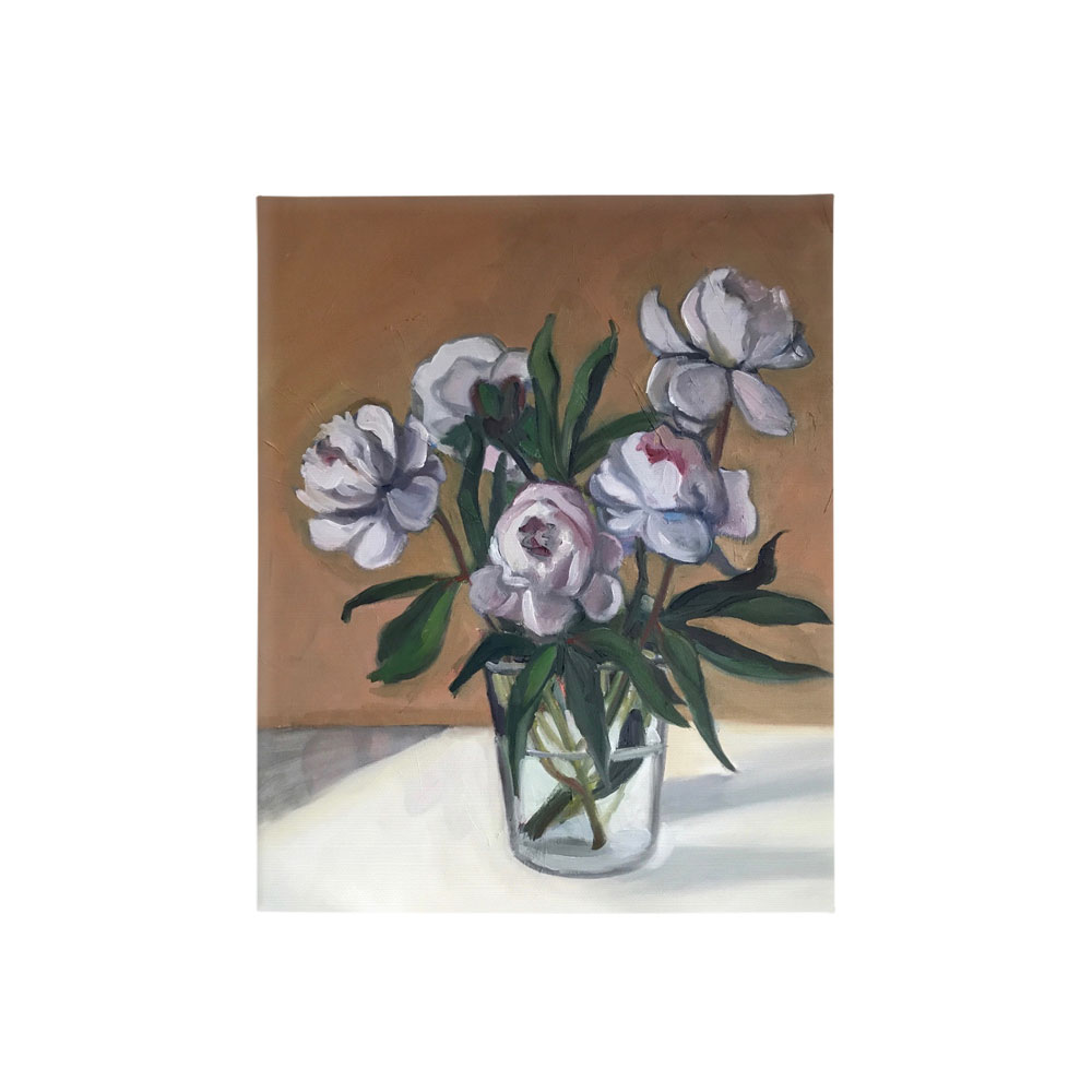 Peonies by Marie Freudenberger for Artfully Walls