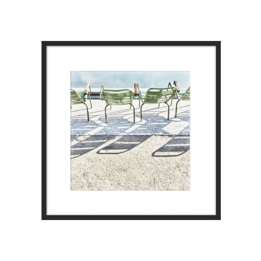Les Tuileries by Erik Melvin for Artfully Walls