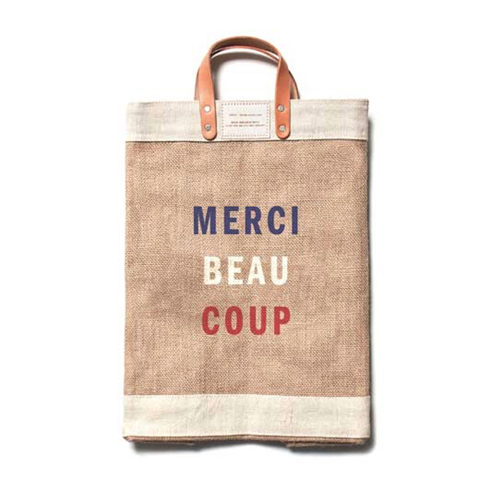Merci Beaucoup Market Bag