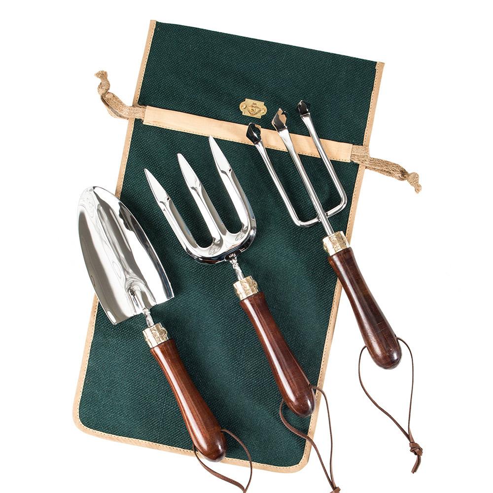 Essential Gardening Tools (Set of 3)