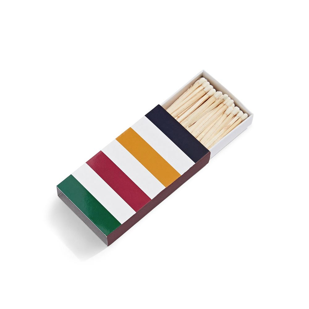 Multistripe Matches