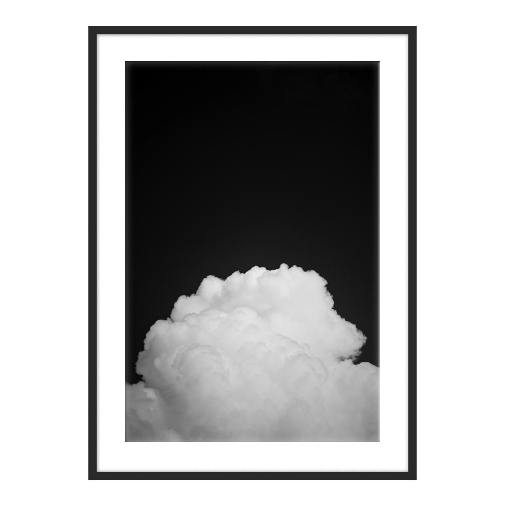Black Clouds II by Tal Paz-Fridman for Artfully Walls