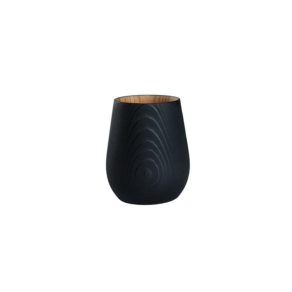 Medium Black Cup Q