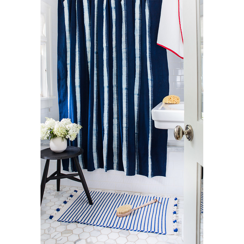 Montauk Shower Curtain