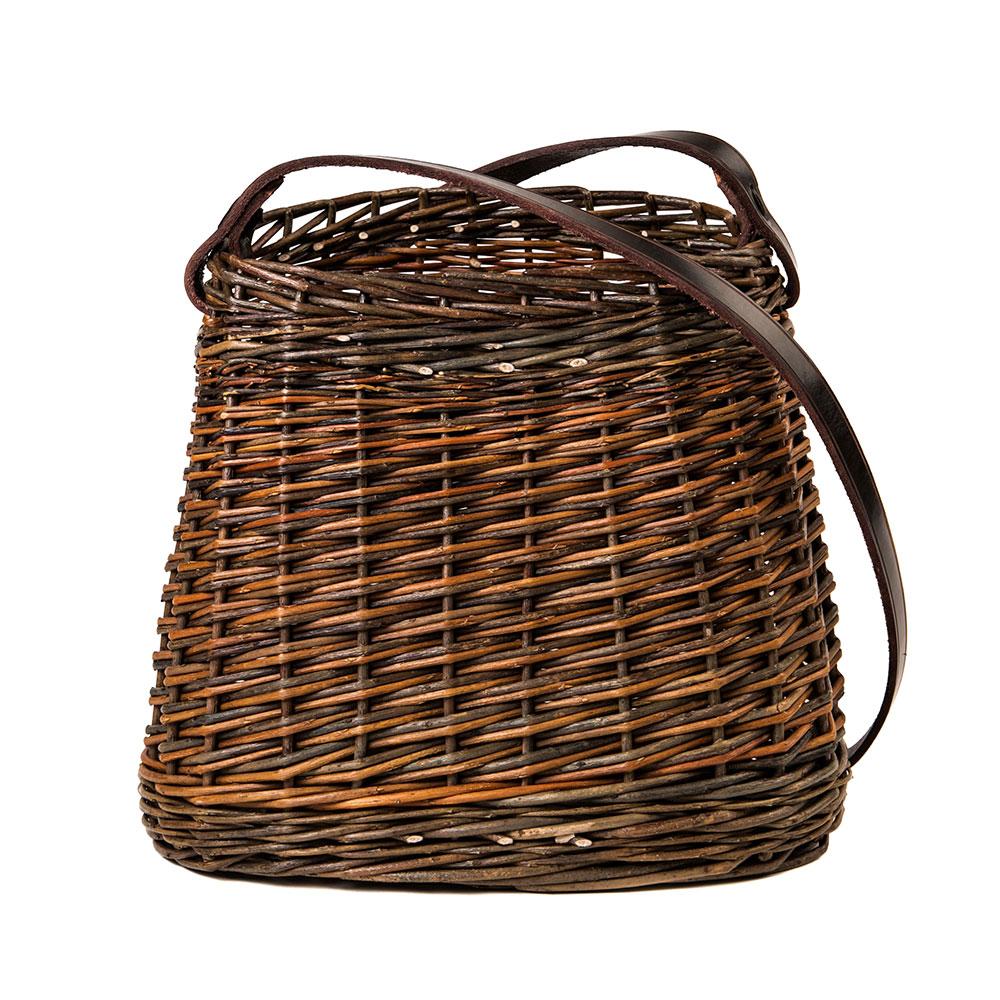 Foraging Basket with Shoulder Strap