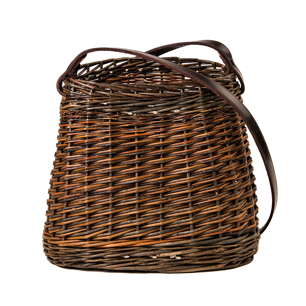 Foraging Basket with Shoulder Strap