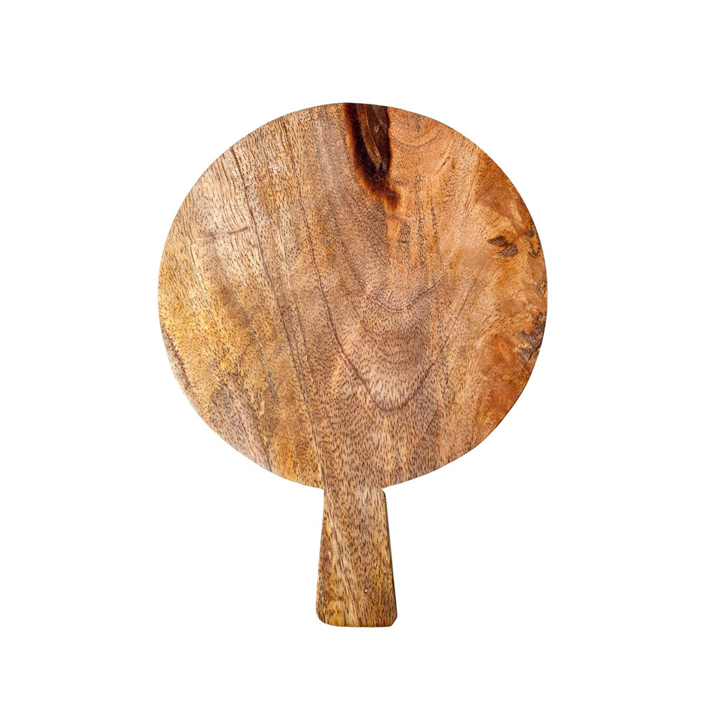 Individual Round Serving Board
