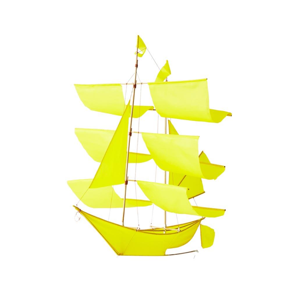 Canary Sailing Ship Kite