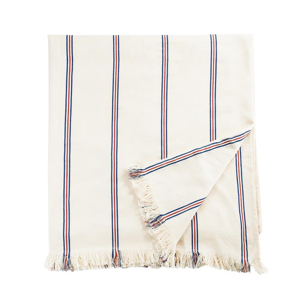 Ines Blanket with Fringe