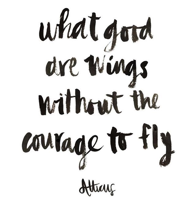 Inhale courage, exhale fear 🦋 Namaste 🙏🏼 #FridayFeels #FLYkidsyoga