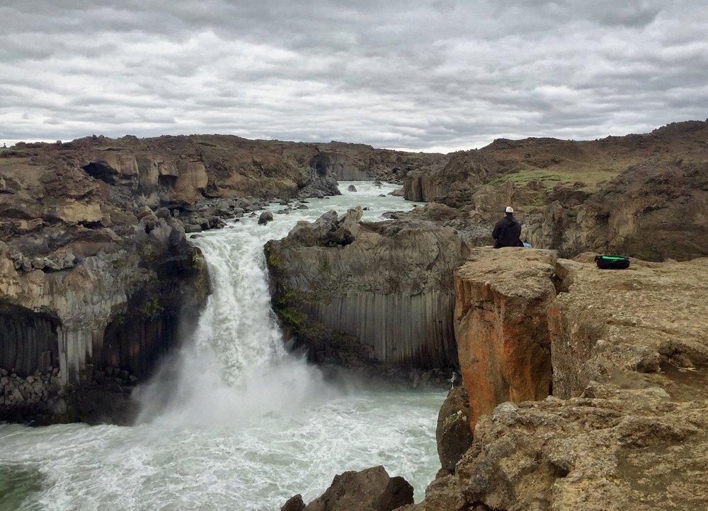 Aldeyjarfoss - Iceland