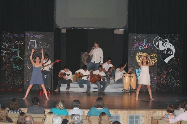Senior Showcase 2008