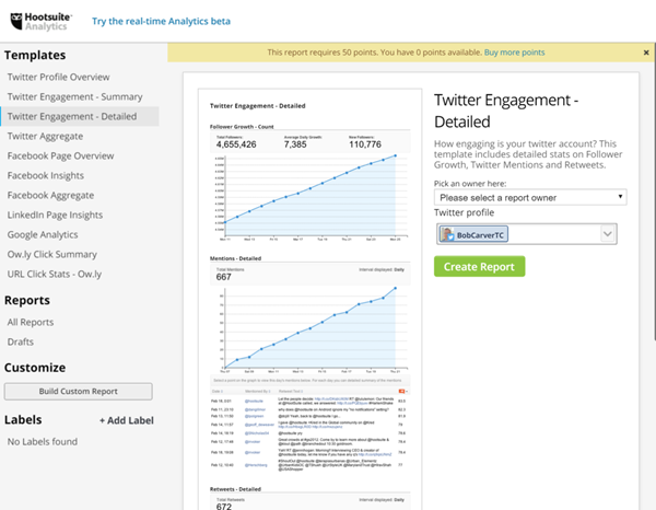 Hootsuite's New Beta Analytics