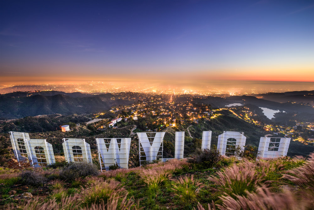 Whether you hike into the hills or out of them, you'll be met with visions of granduer. Ascend the trails to the iconic Hollywood sign, shop among the stars on Rodeo, or trace the path of VIPS along the Hollywood Walk of Fame,