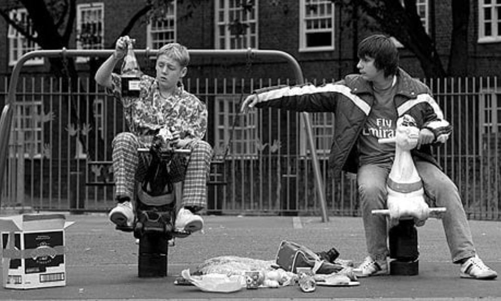 SHANE MEADOWS  Somers Town