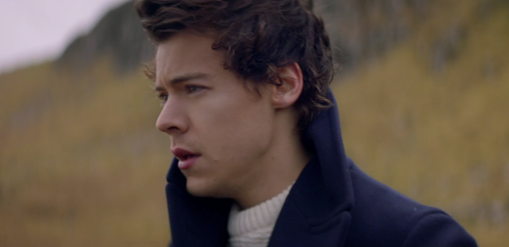 HARRY STYLES  'SIGN OF THE TIMES' - SONY