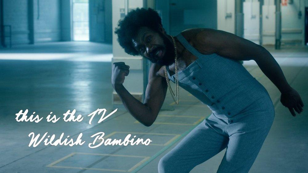 DOMINIC BRIGSTOCKE  Lenny Henry Show - Wildish Bambino