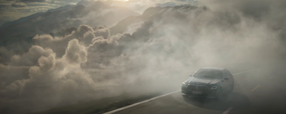 BMW 7 -  DAN DIFELICE / TP FILMS FOR SERVICEPLAN