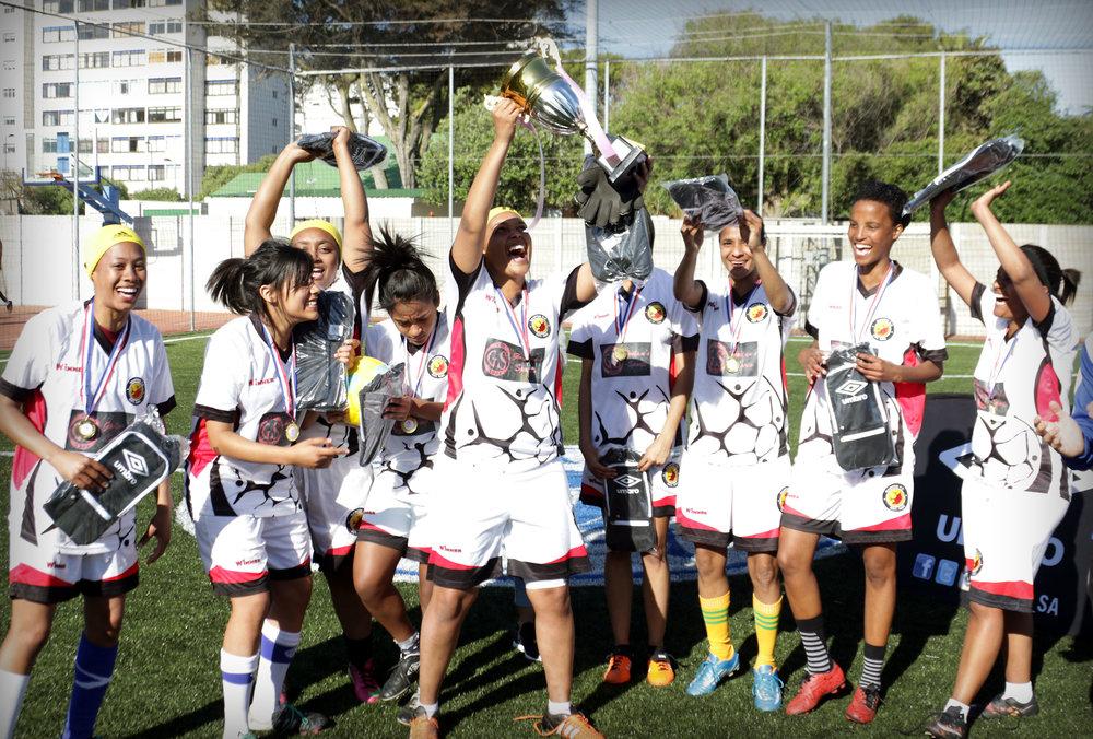 Santos FC - November Tournament Winners