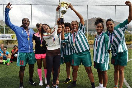 Ambassador FC - Inaugural winners