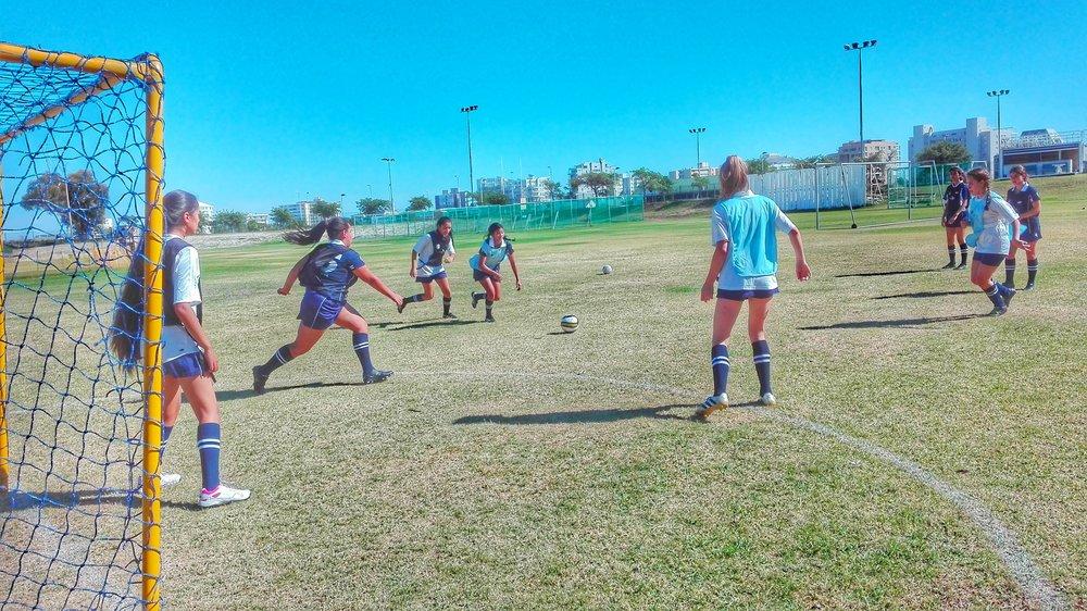 Rhenish School Tournament - Team Building!