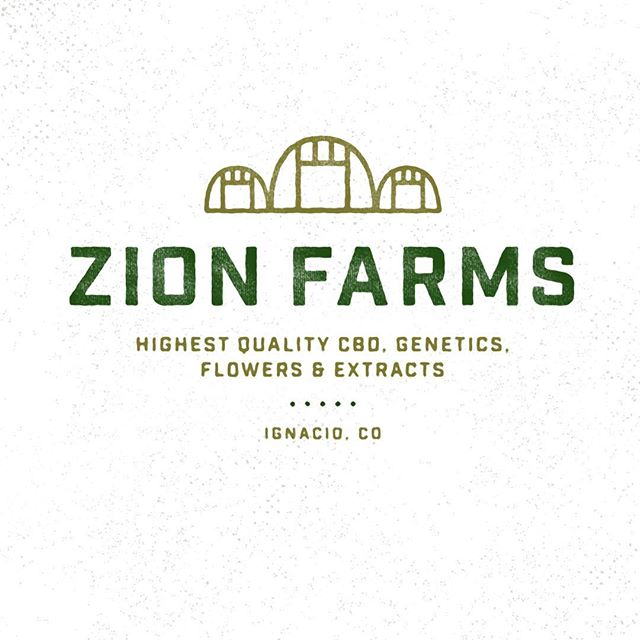 New comp for Zion Farms. #branding #graphicdesign #brandidentity #typography #greenhouse #farming