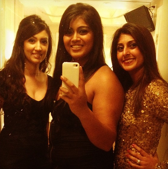 And yes...the infamous mirror picture. It was New Years in Vegas, can you blame us?