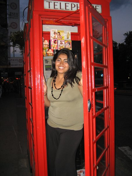 Okay, maybe I did some touristy stuff during my summer in London (June 2006)