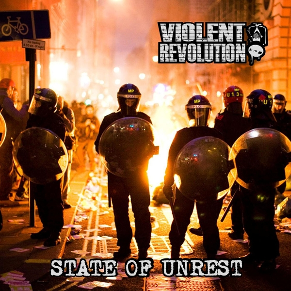State of unrest album cover