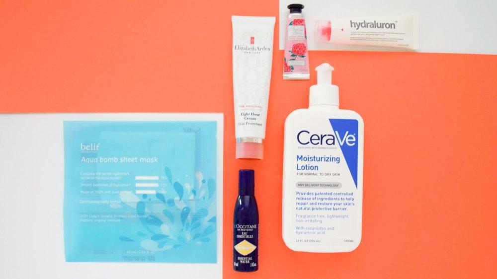 Moisturizer for face | travel moisturizer | moisturizer for oily skin