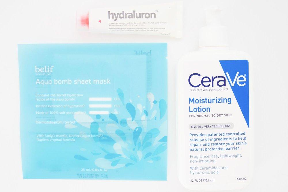 moisturizer for face | post traveling moisturizer for face