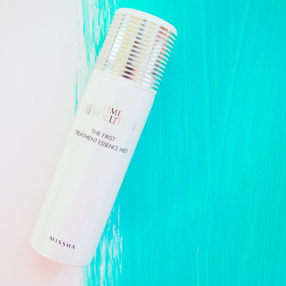 Korean Skin Care Missha The First Treatment Essence Mist | Mercuteify