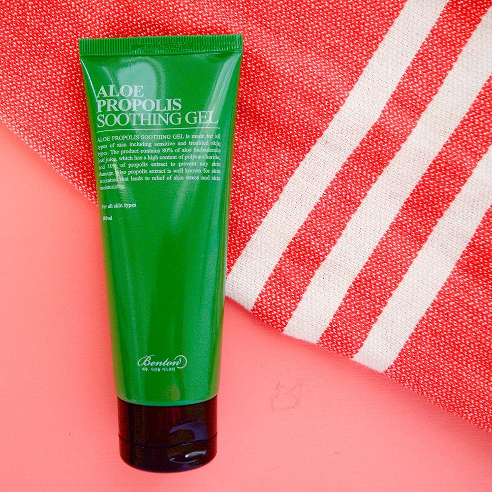 Korean Skin Care Benton Aloe Propolis Soothing Gel | Mercuteify