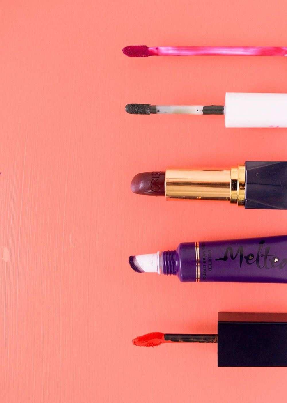 power lipsticks