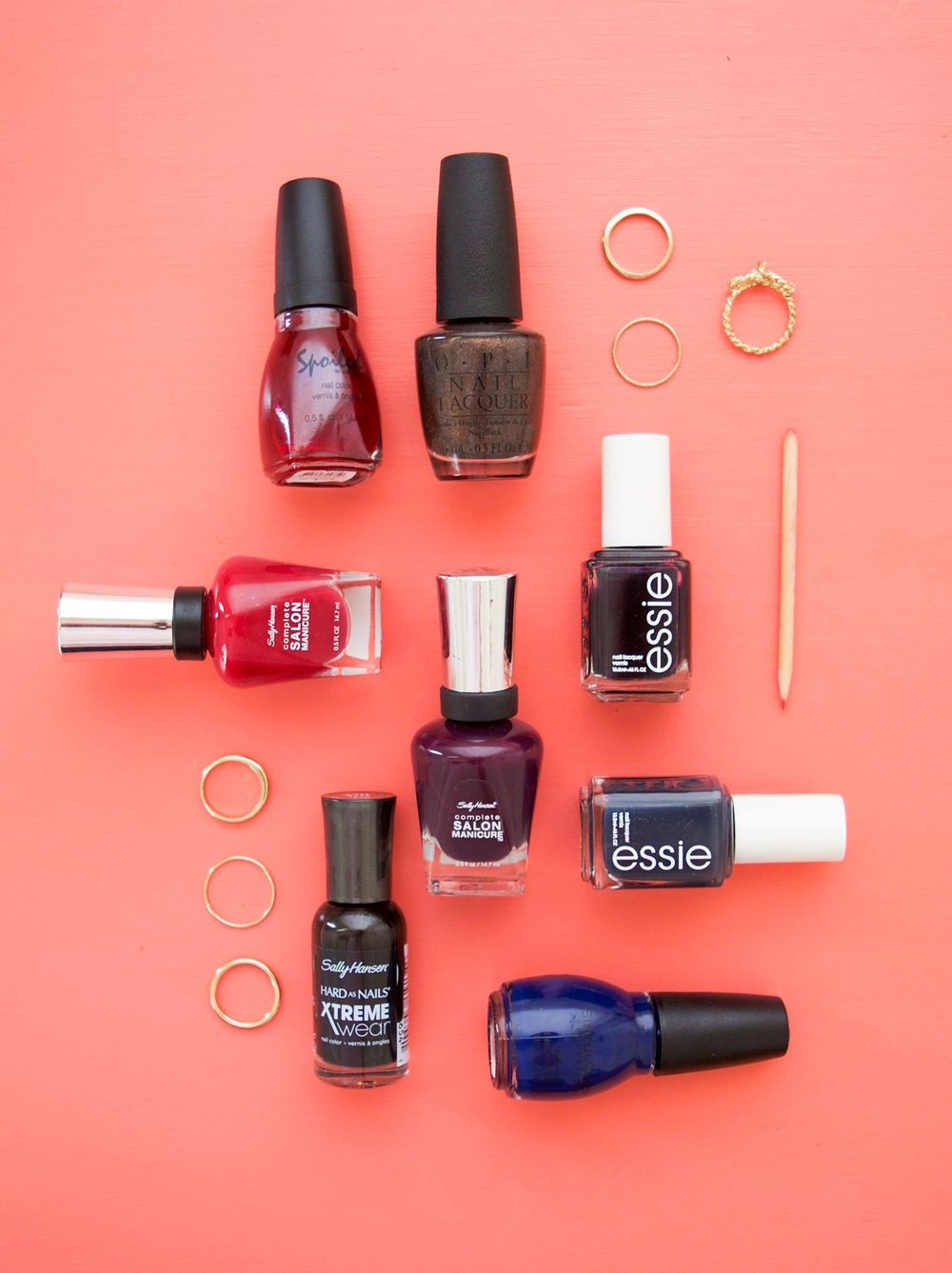 fallnailpolishes