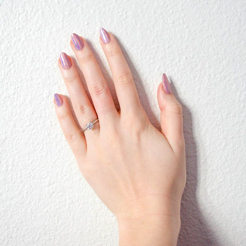 How to Grow Your Nails: The Realistic Version — Life + Style