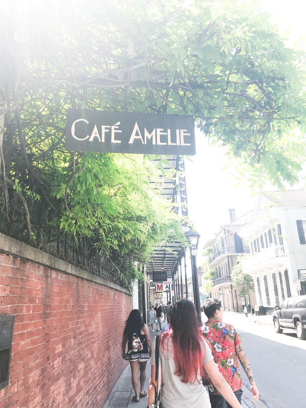 New Orleans travel guide for bloggers