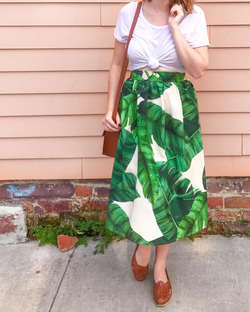 Banana-leaf-print-skirt.jpg
