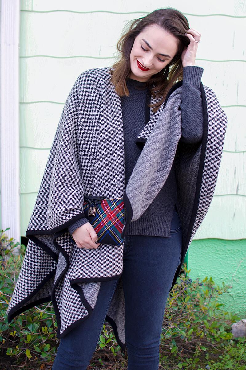 how to wear a wool cape - mercuteify