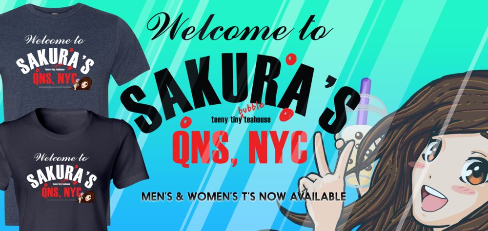 Welcome to Sakura's