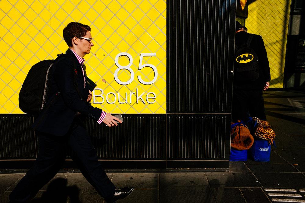 No I'm Batman, Melbourne, 2016