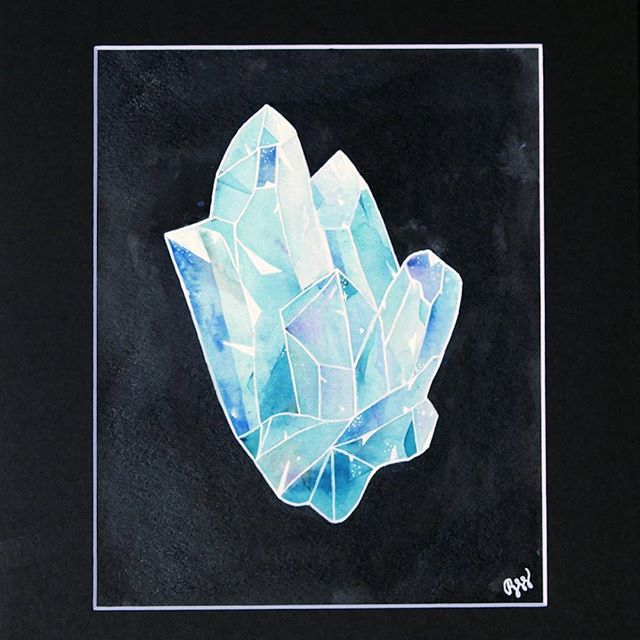 Original watercolor and ink painting sized 8x10 and matted to 11x14 going into my Etsy shop as soon as I get more pictures 🎨🖌️ 💃 . . #watercolor #watercolour #ink #painting #art #artforsale #artstagram #artistsofinstagram #artoftheday #photooftheday #wallart #redecorating #crystals #crystal #crystalhealing #goodvibes #etsyart #etsyfinds #boho #bohemian #bohemianstyle #modernart #bohochic #modernbohemian #saturdayvibes #oneofakind #decor #decorideas #bloggerstyle