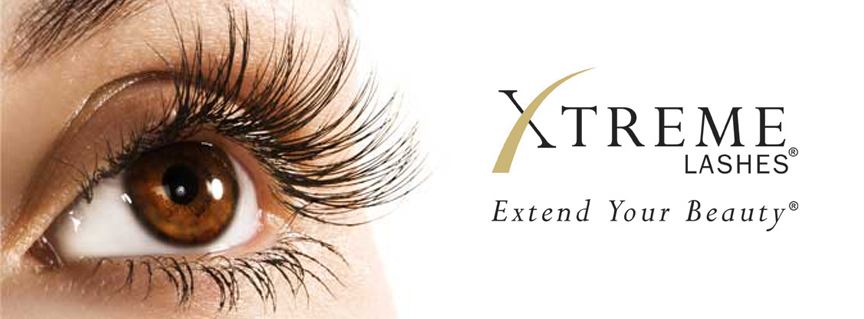 Xtreme Eyelash Extensions are your ultimate answer for longer, thicker, more beautiful-looking eyelashes. Developed to mimic your natural eyelashes. Each Xtreme Lashes Eyelash Extension is individually applied to a single eyelash, resulting in a gorgeous, natural appearance. Using a propietary adhesive, Xtreme Lashes Eyelash Extensions are only applied by a trained Certified Xtreme Lashes Lash Stylist.